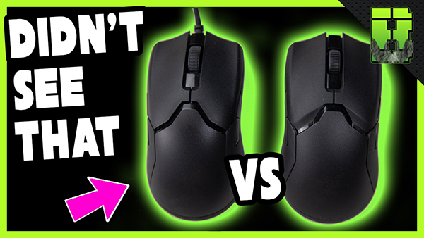 Razer Viper Vs Razer Viper Ultimate Wireless Gaming Mouse Comparison