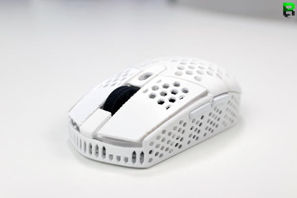 Logitech G305 Wireless Gaming Mouse 3D Printed Shell Weight Reduction Mod