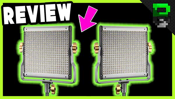 Get A Brighter Experience – Neewer 2 Packs Dimmable Bi-Color 480 Led Video Light Review