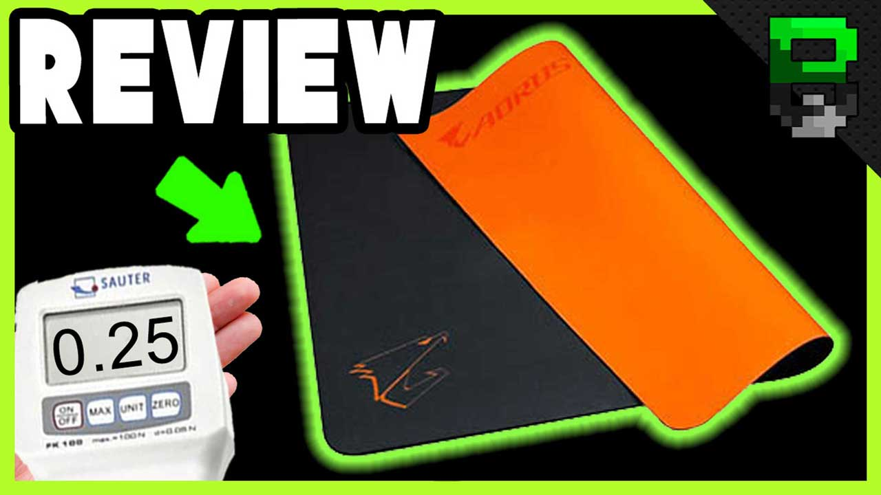 Aorus Amp500 Review – Gigabytes Hybrid Mouse Pad