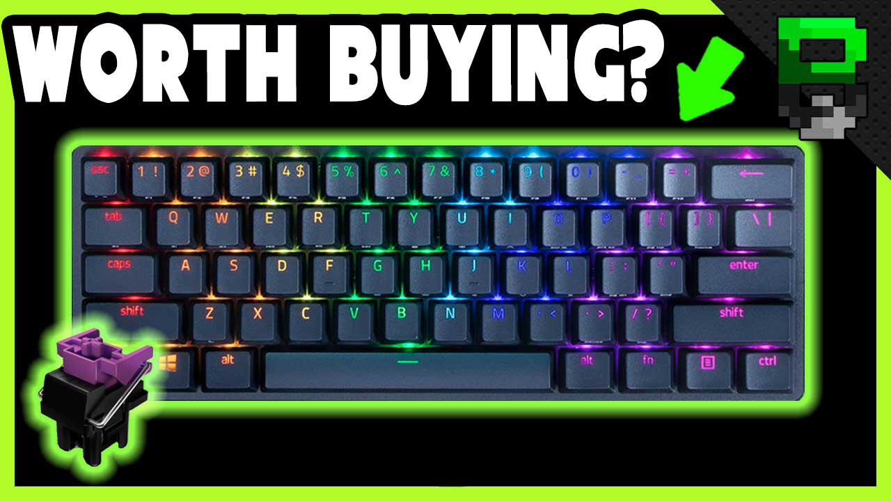 Razer Huntsman Mini Review – HOW GOOD IS IT – 60% keyboard