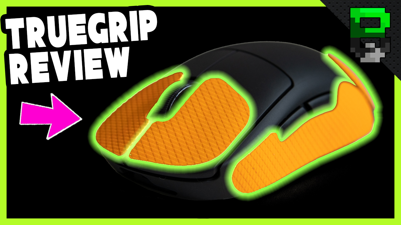 Logitech G Pro Wireless Grip Tape – True Grip