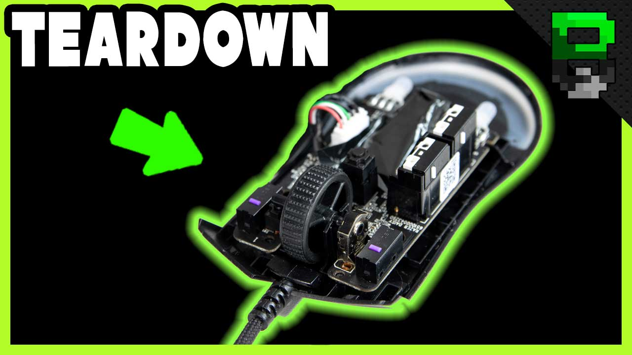 Razer Viper Mini Teardown – How To Take Your Viper Mini Apart