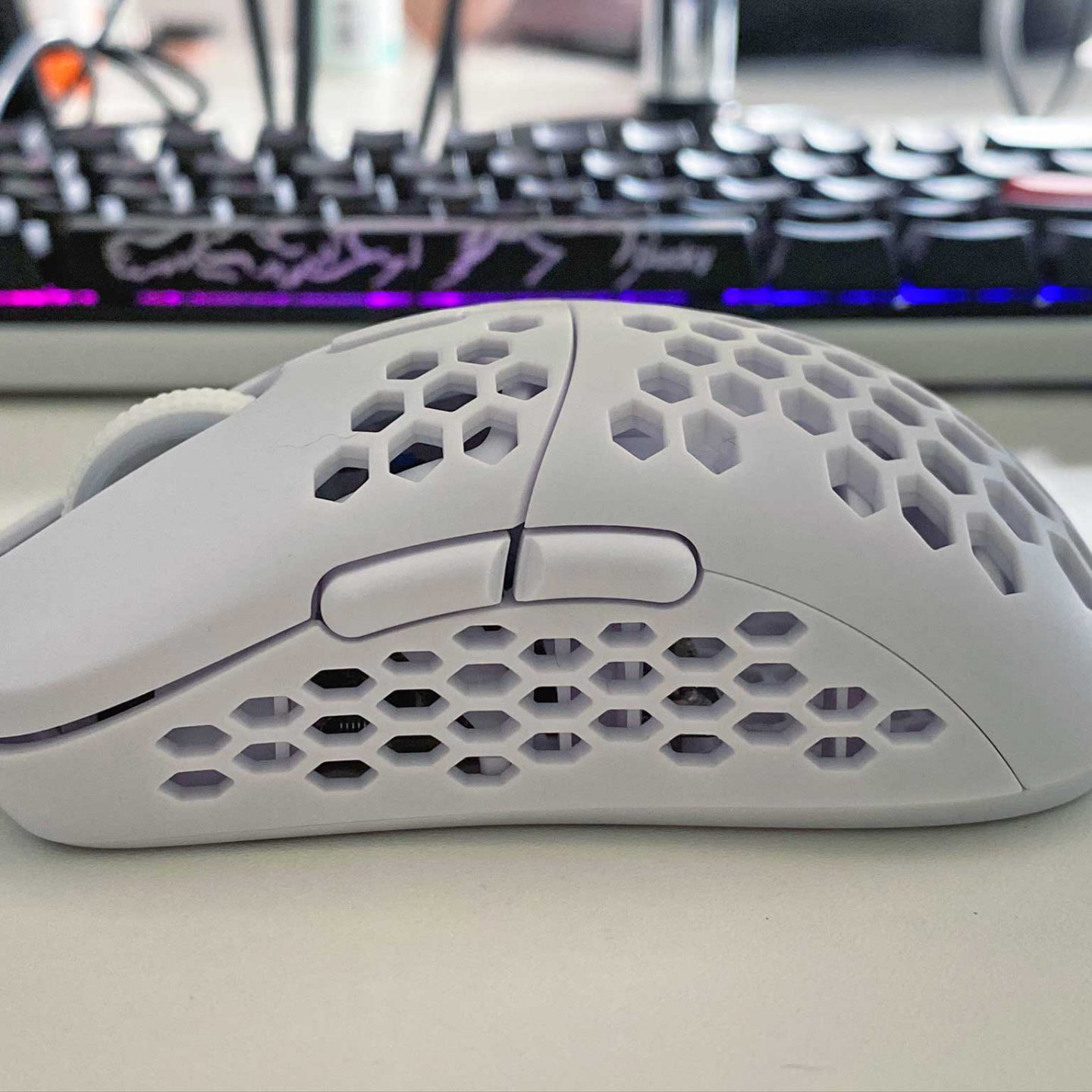 Mira S light weight gaming mouse