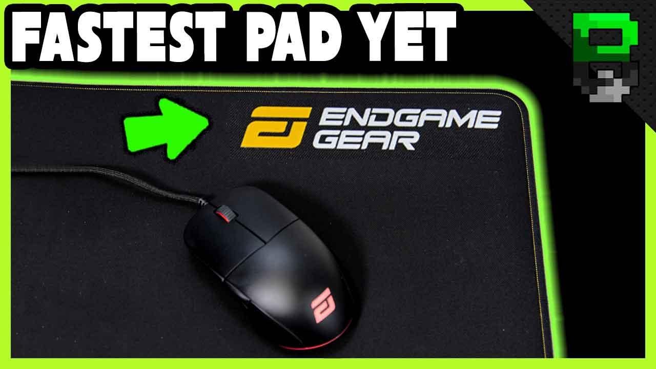 EndGame Gear MousePad Review MPX390
