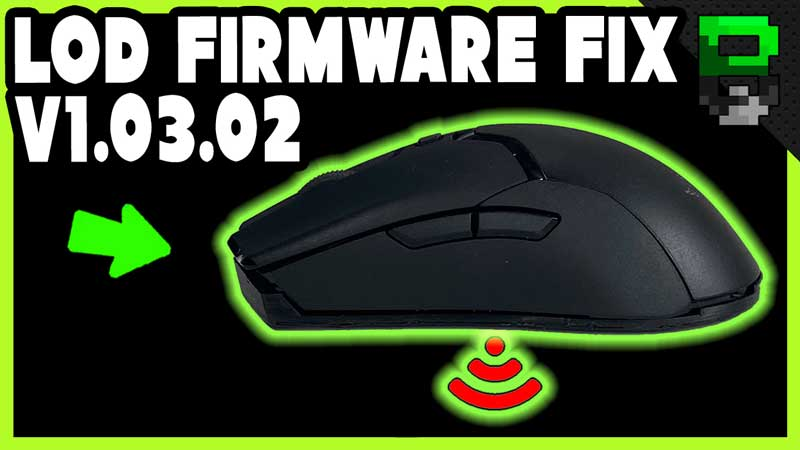 Razer Viper Mini Lift Off Distance Fix v1.03.02 – So have they finally fixed the problem?