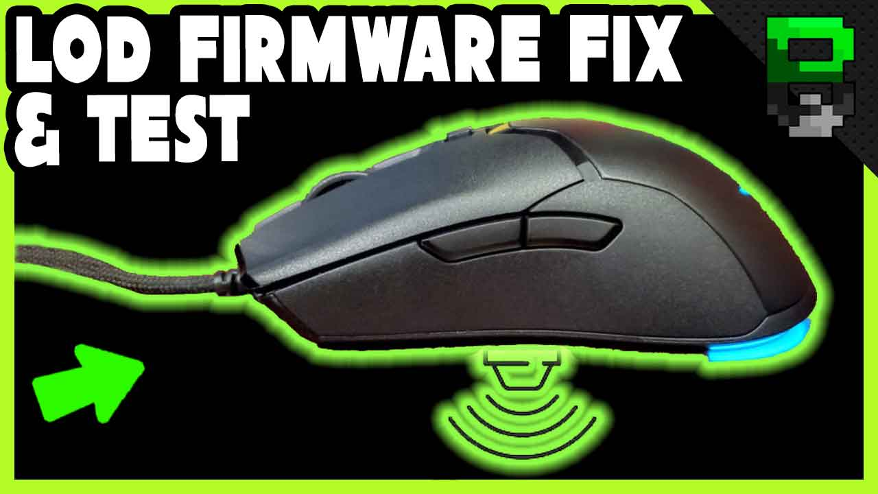 Razer Viper Mini Lift off Distance Fix