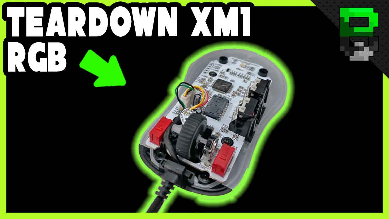 Endgame Gear Xm1 RGB Teardown