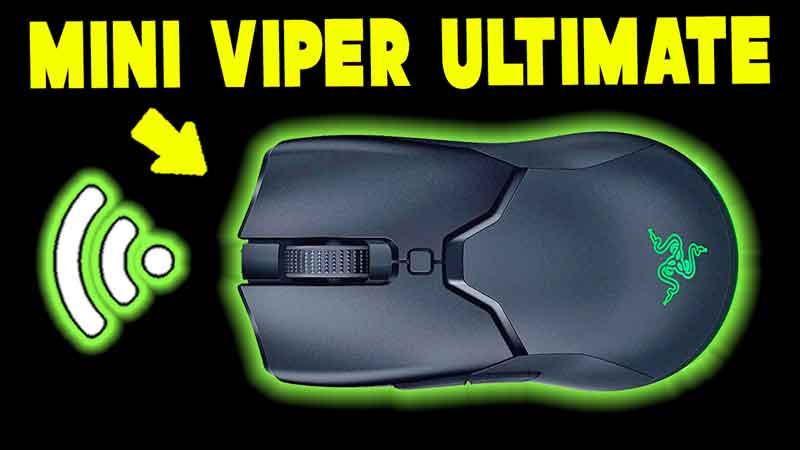 Let's Take The Razer Viper Mini Ultimate and Do What They Won't And Make It Wireless