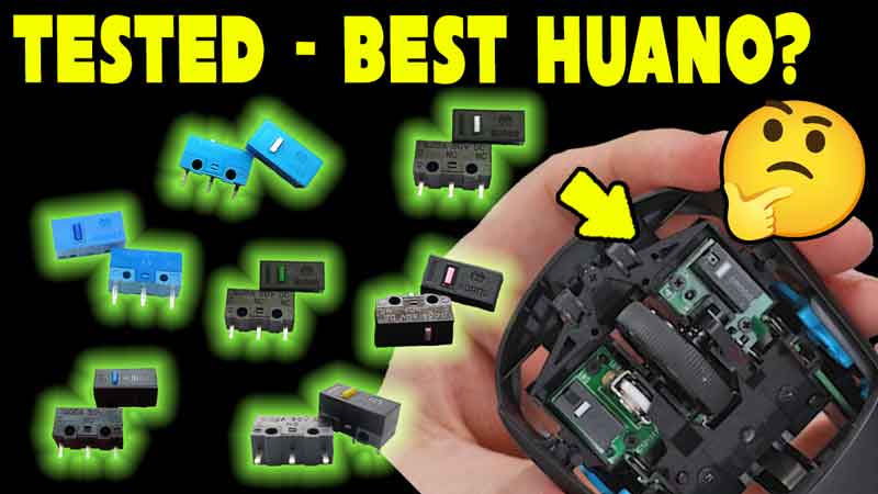 Huano Switch Review to help you decide on which one? This video compares them all