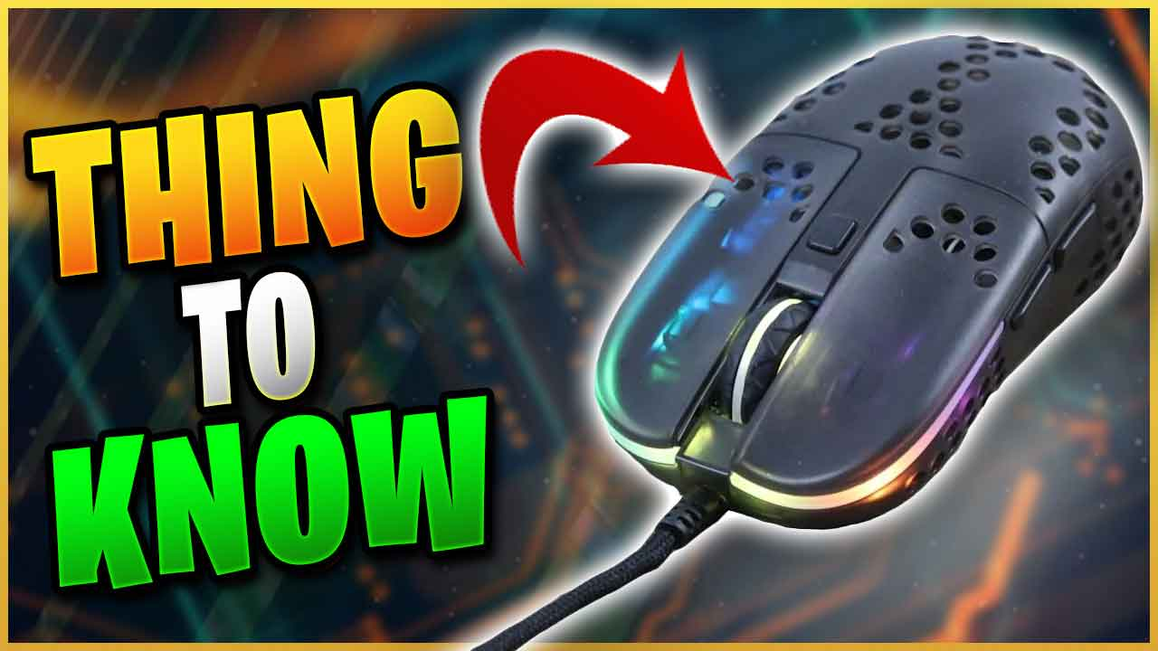 Mz1 Zy'S Rail Review/First Impression – Rocket Jump Ninja and Xtrfy Mouse